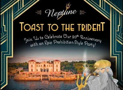 20th Anniversary Neptune Cigar Celebrates