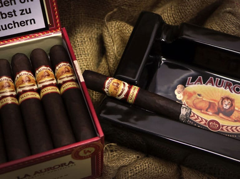 La Aurora Original Blends 1985 Maduro