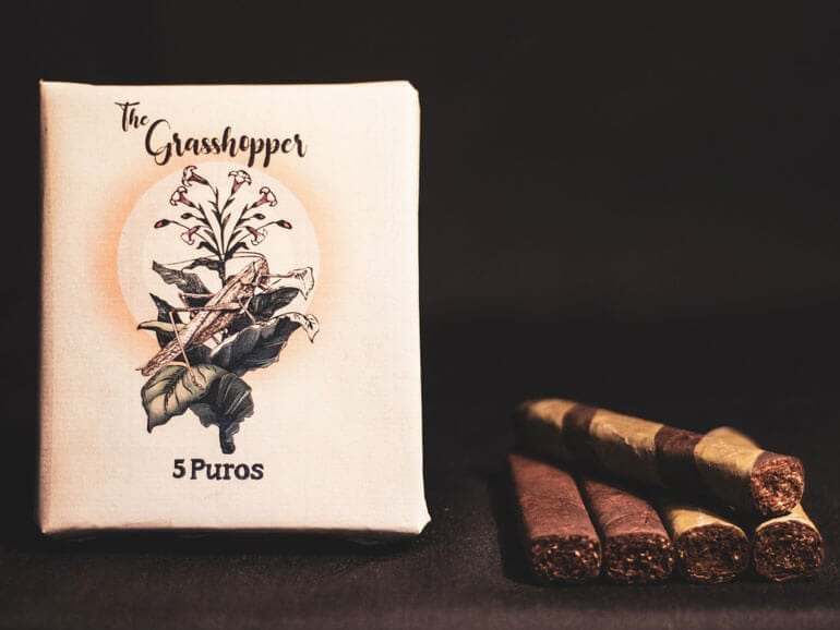 Grasshopper Cigar Pack