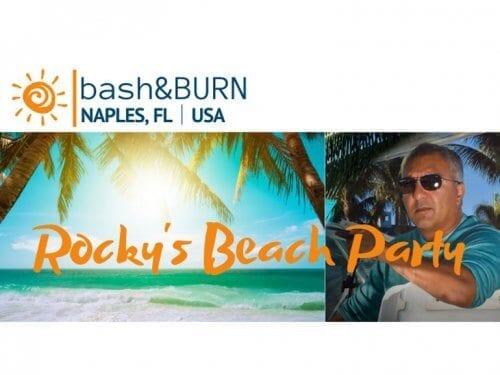 Rocky Patel Beach Party