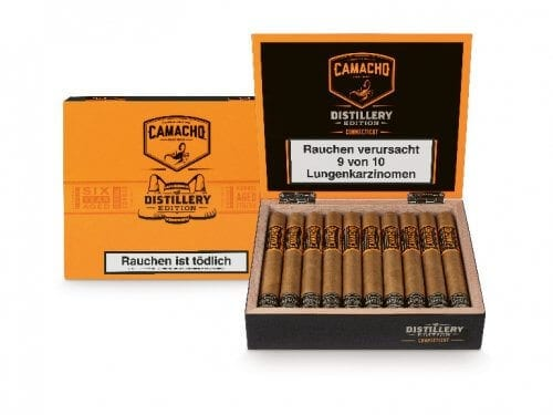 Camacho Distillery Box