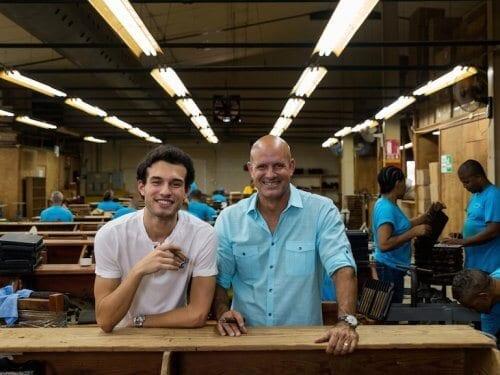 Casa Cuevas Cigars Alec Cuevas Director