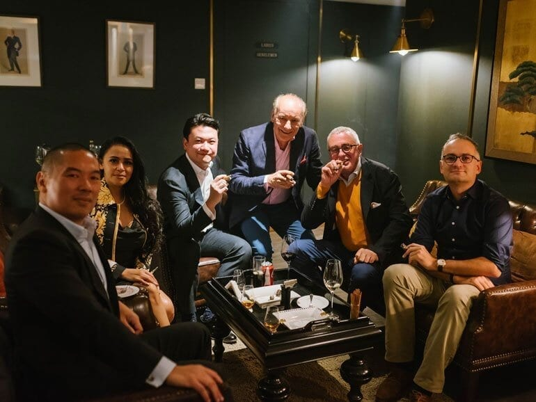 Bertie Cigars Hong Kong Celebrates the Lunar New Year