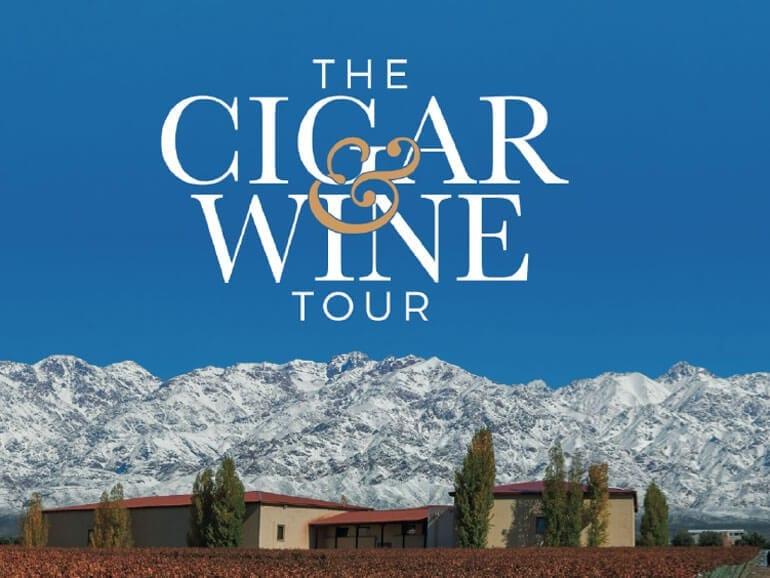 Davidoff Cigar and Wine