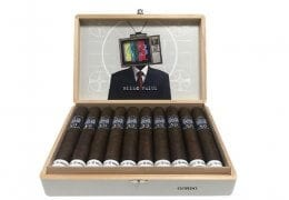 Alec Bradley blind Faith TPE 2020