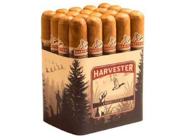 Harvester Co Connecticut