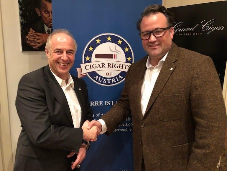 Cigar Rights of Austria