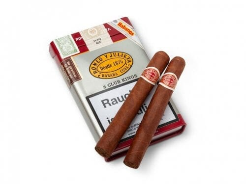 Romeo y Julieta Club Kings