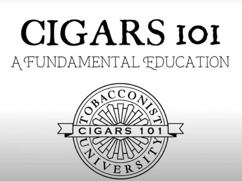 Cigars 101 Launch