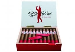 Big Papi David Ortiz El Artista Cigars