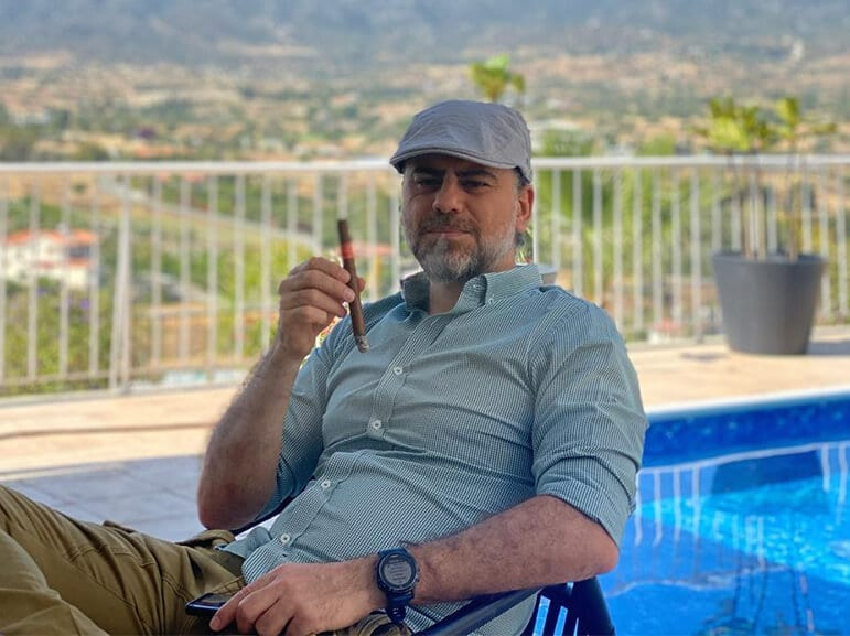 Condega Cigars Michalis Giasemidis