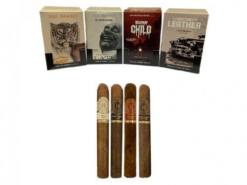 Four Alec Bradley Territory Managers Blend