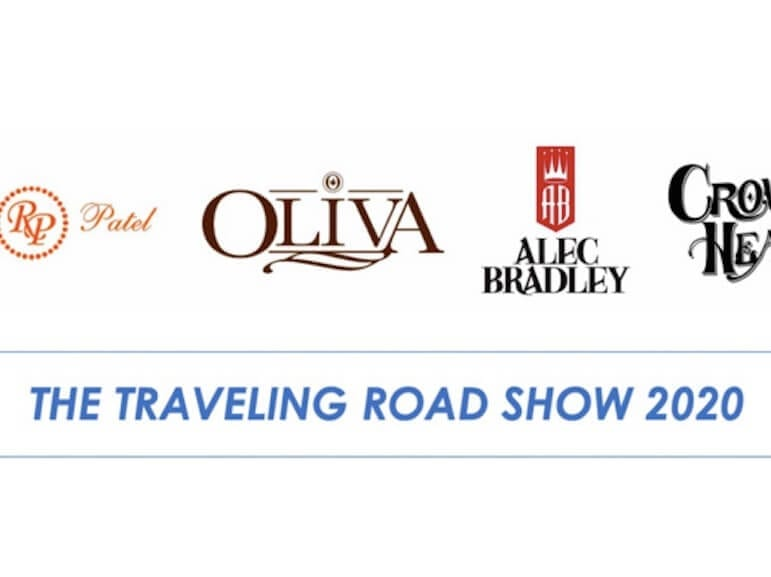 The travelling road show 2020