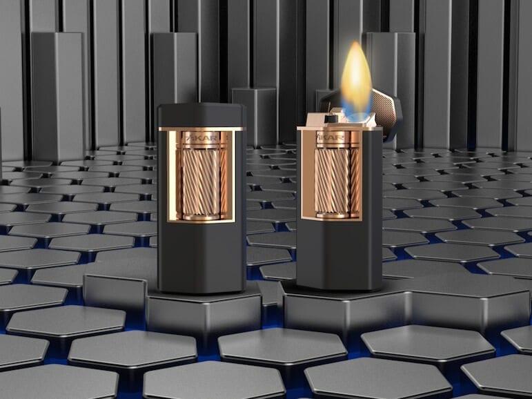 New Xikar Triple Soft-Flame Lighter