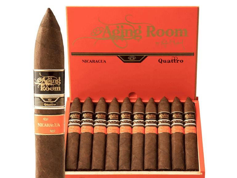Aging Room Quattro