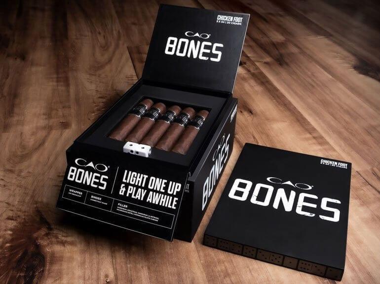 CAO Bones box
