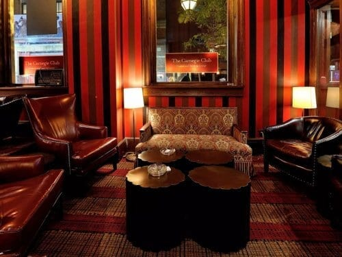 Carnegie Club NYC