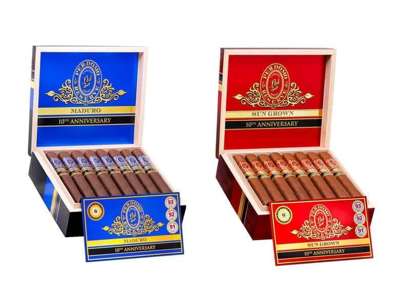 Perdomo-Reserve-10th-Anniversary-Box-Pressed-Maduro---Open-Box