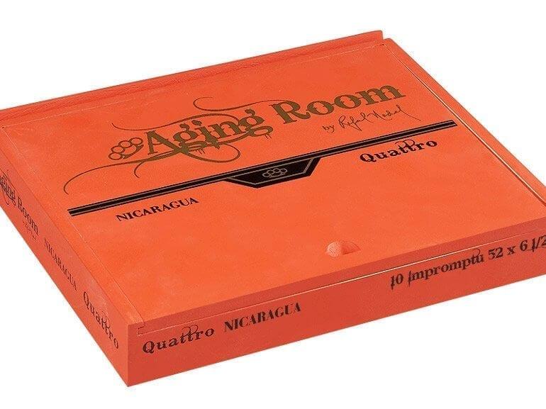 Aging Room Quattro Nicaragua Impromptu