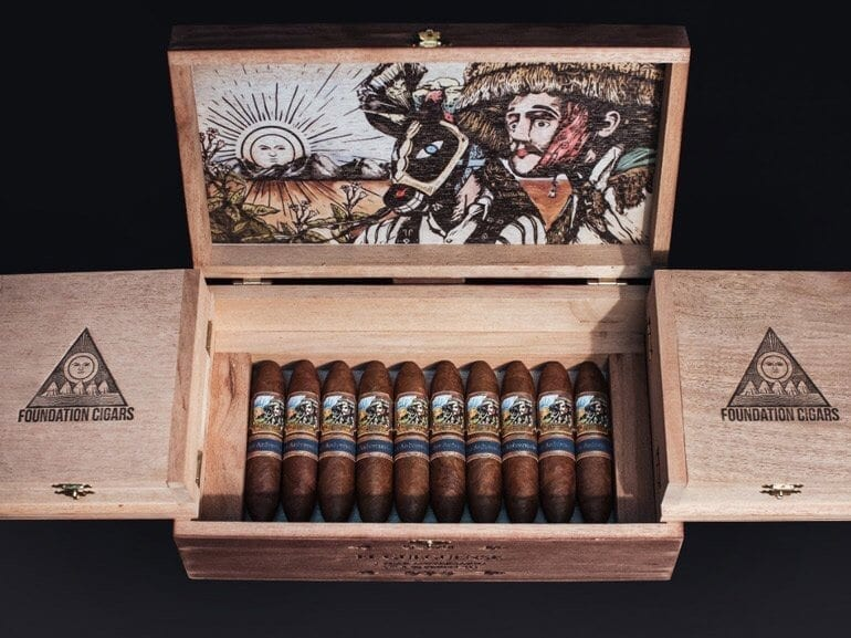 Foundation Cigar 5h Anniversary