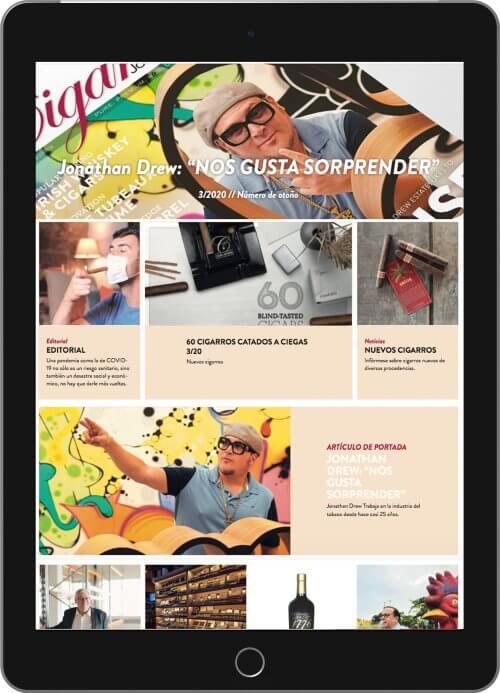 Digital Magazin Cigar Journal